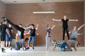 Workshop Acrobatiek voorgezet onderwijs