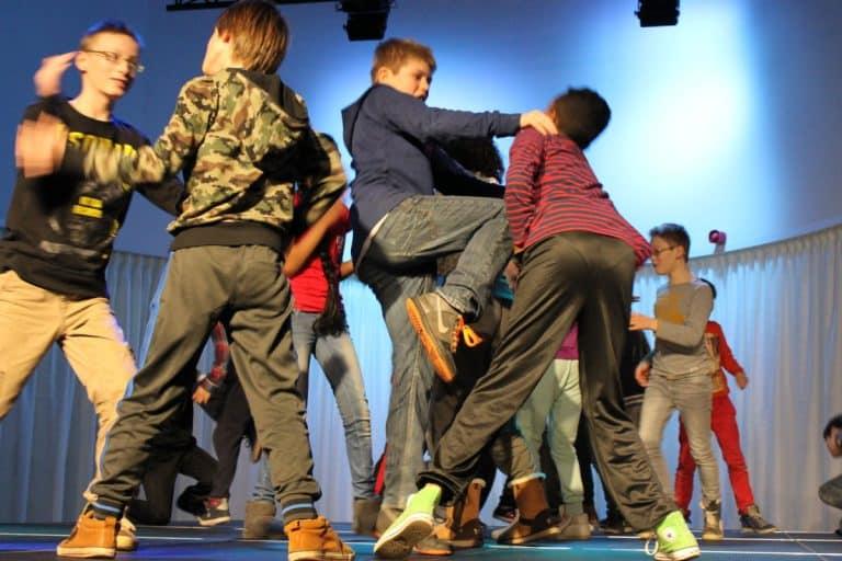 BSO Workshop Stage Fighting