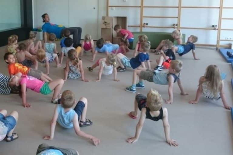 BSO Workshop Tricks for kids