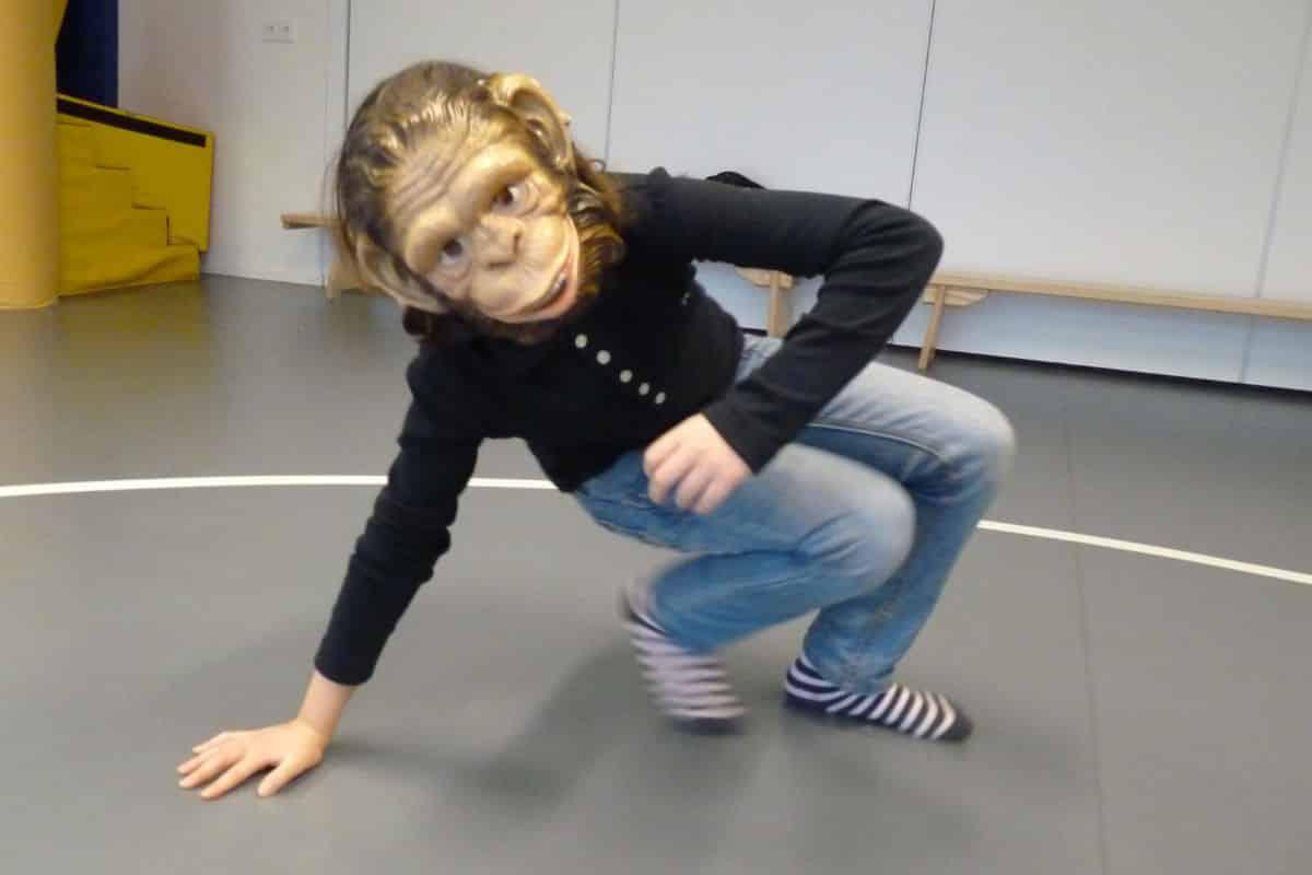 Basisschool workshop Monkey Moves
