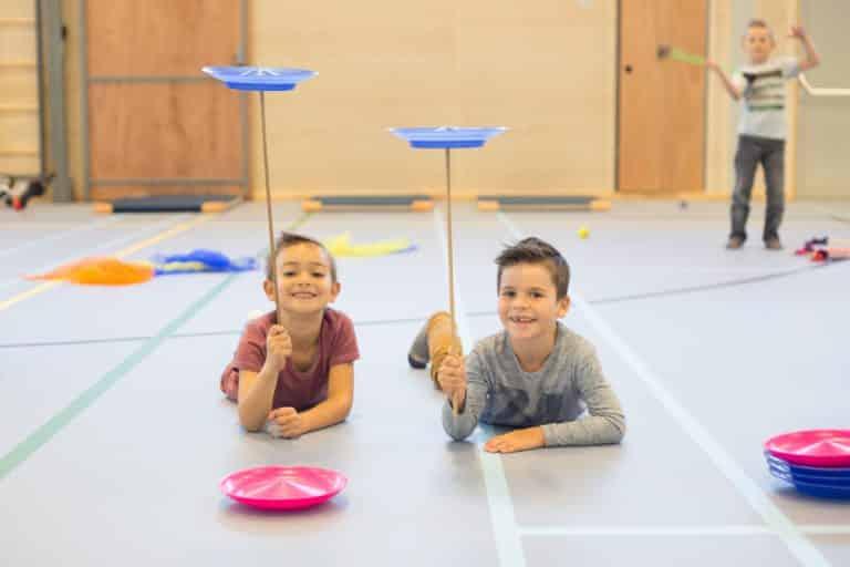 Basisschool workshop Circus