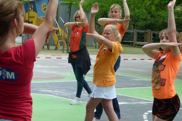 Basisschool workshop Clipdans
