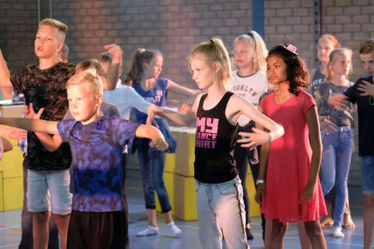 Basisschool workshop Cool Klassiek