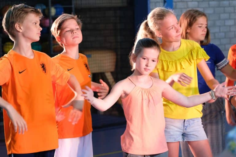 Basisschool workshop Dans