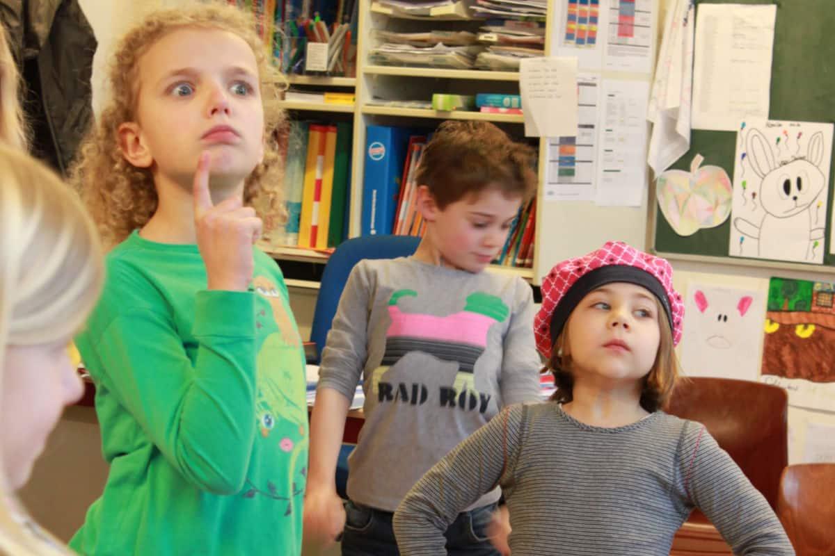 Basisschool workshop Improvisatie