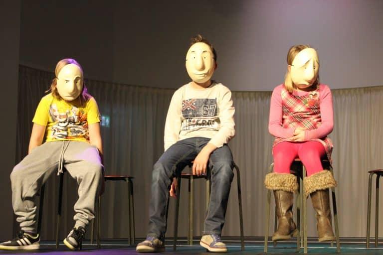 Basisschool workshop Maskerspel