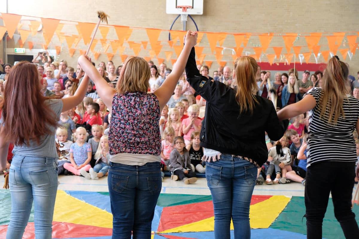 Dagproject Circusdag voor de basisschool