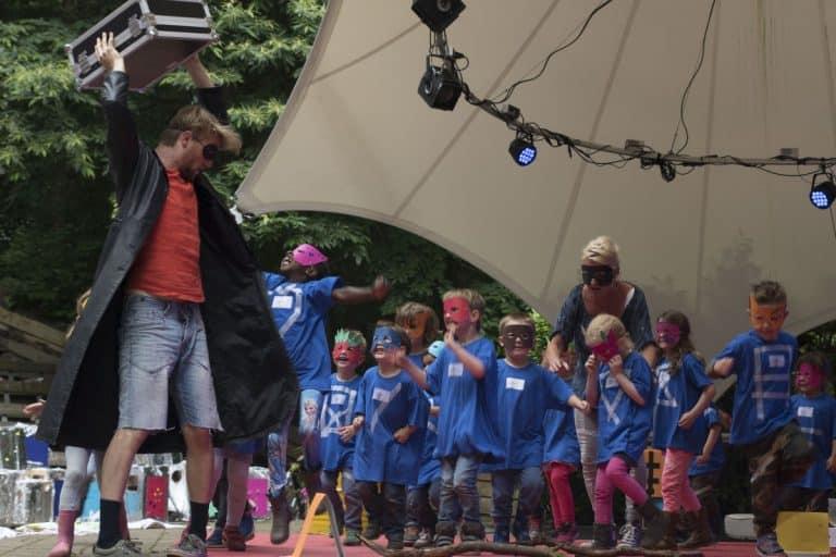 Dagproject Stuntdag voor de basisschool