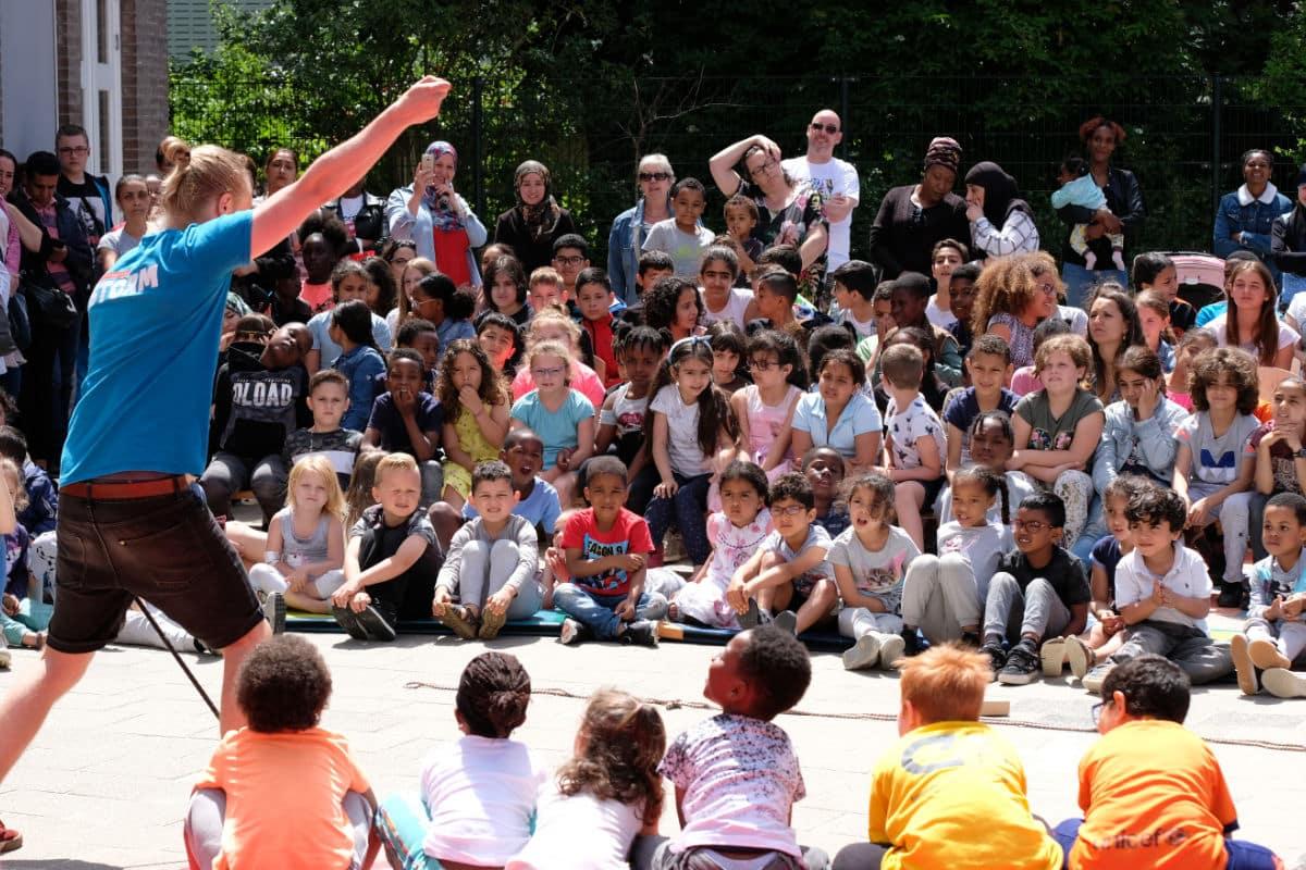 Dagproject Theaterdag voor de basisschool
