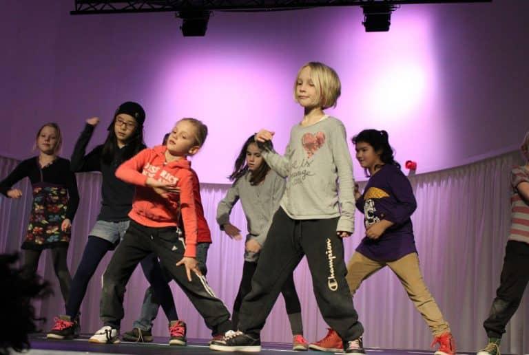 Workshop Kinderdans