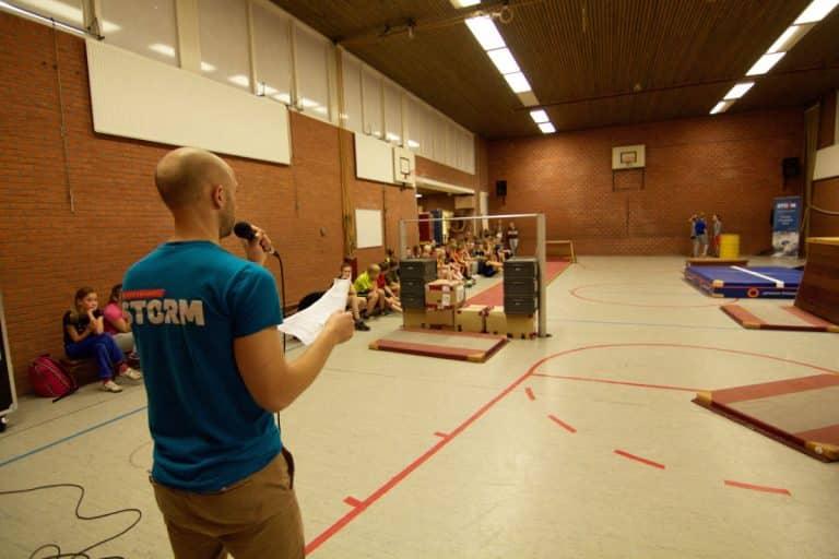 CKV project Stuntdag