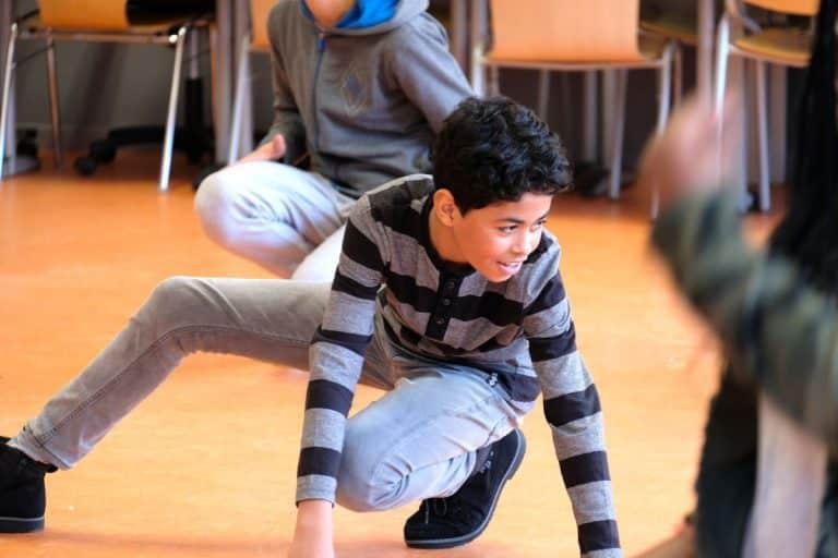 CKV Workshop Choreografie