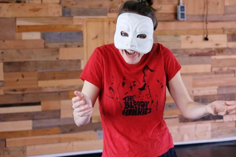 CKV Workshop Maskerspel