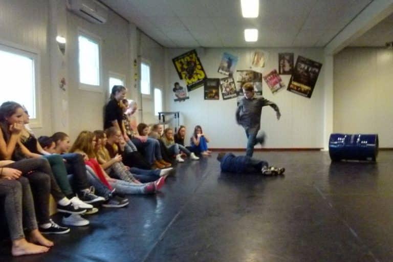 CKV Workshop   Stage Fighting